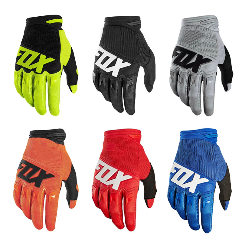 Hot MTB Cycling Gloves Moto Dirt Bike DIRTPAW Motocross Gloves BMX ATV Off Road Motorcycle Mountain Bike gloves Outdoor Sports