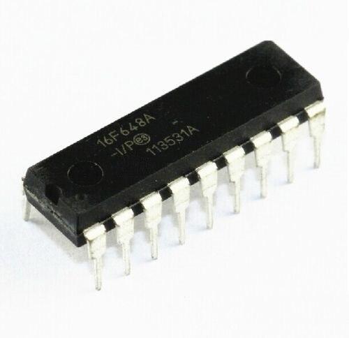 1 Chiếc IC PIC16F648A I/P PIC16F648 Nhúng Bèo 18 Mới Chất Lượng Tốt