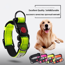 Younice Reflective Dog Collar and Leash Set for Small Large Dogs Light Luminous Dog Leash and Collar Set Accessories Necklace