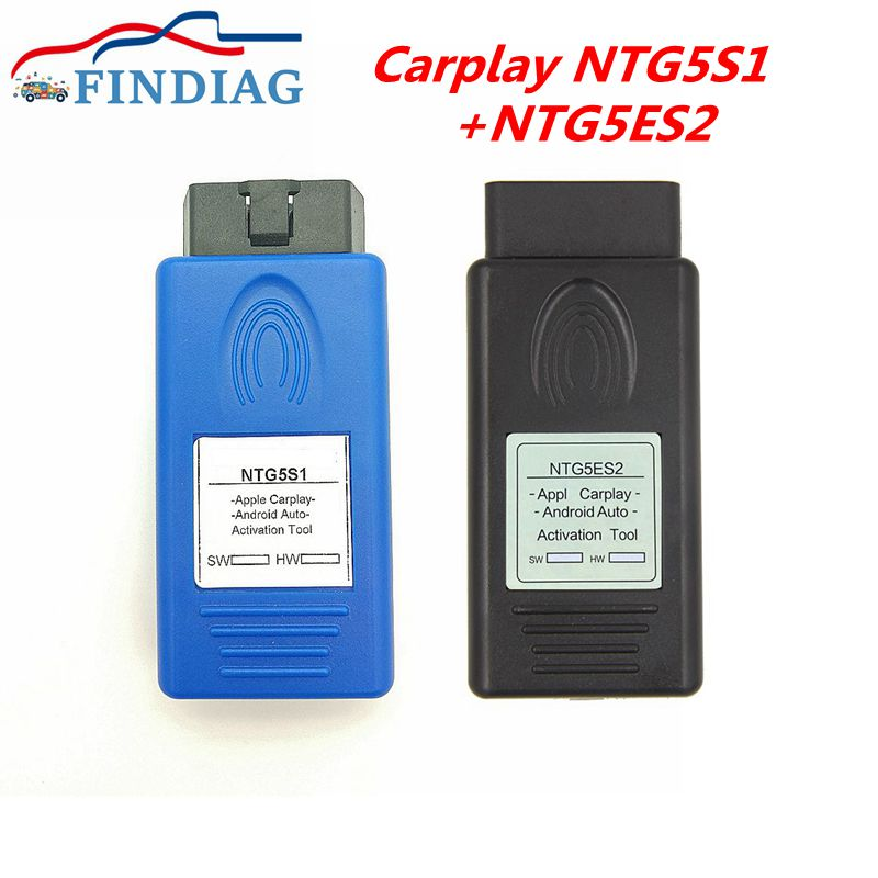 A    Quality Car Wireless Auto Activation Tool NTG5S1 CarPlay For Apple Android NTG5 nbsp ES2 Via OBD2 NTG5 S1 For Mercedes