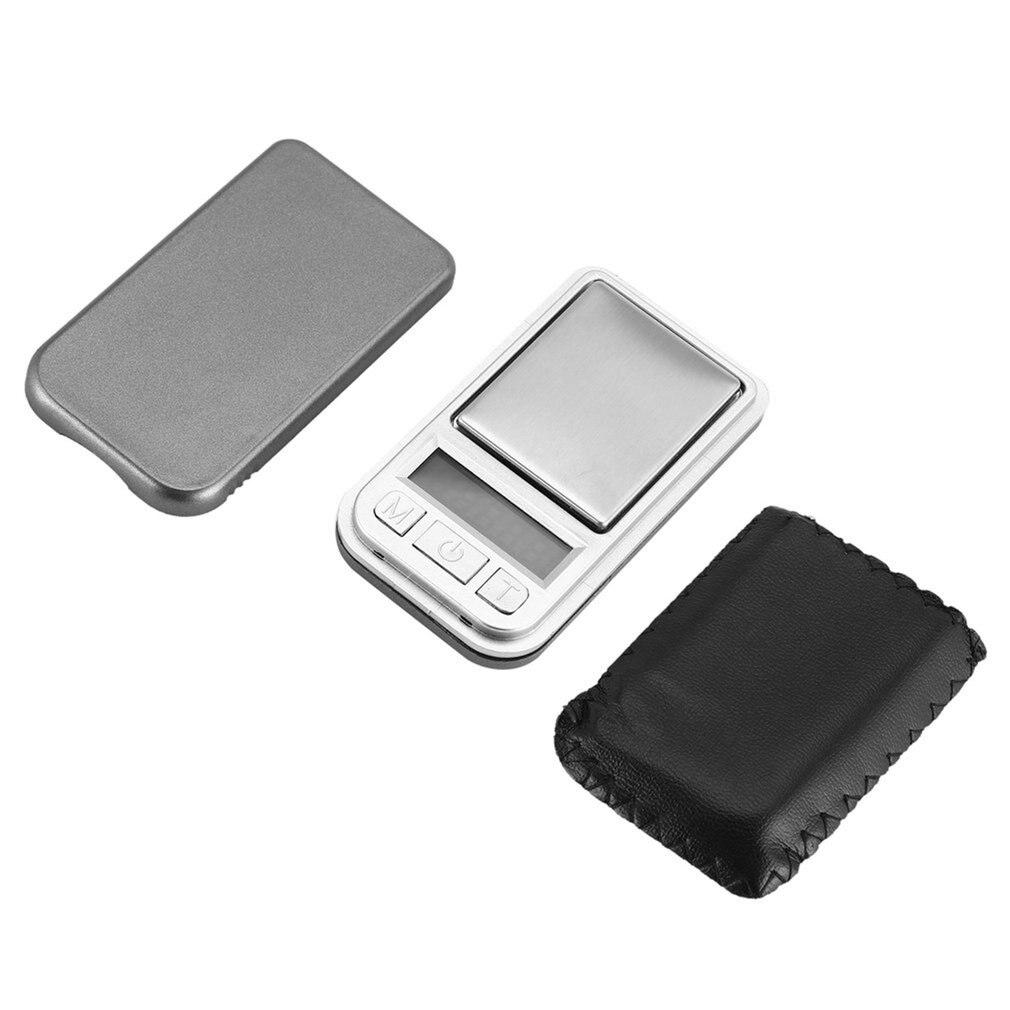 Цифровые карманные мини-весы, точность измерения веса 200 г 0,01 г для кухни, ювелирных изделий, аптеки, взвешивания золота и тары