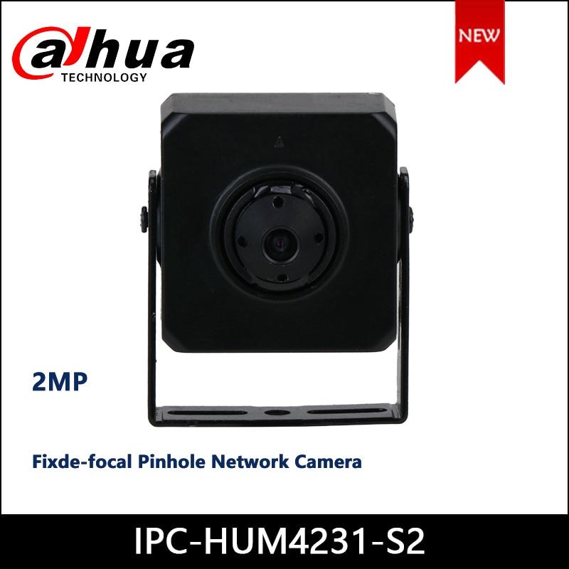 Dahua IPC-HUM4231 2MP WDR Pin Network Camera 2.8mm Pin Lens Security Camera