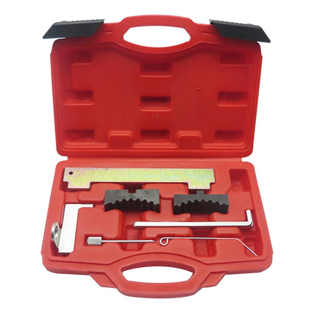 Car Engine Timing Tool Kit For Fiat for Cruze for Vauxhall /Opel Auto Engine Care Repair Tools with Red Box 1.6 1.8 16V Power Tool Sets     - title=