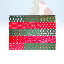 15 szt Zestaw świąteczna koperta świąteczna pieniądze koperty etui budżetowe koperty z kosztem na oszczędzanie gotówki planowanie budżetu tanie tanio CN (pochodzenie) Cash Budget Envelope Christmas Envelope Envelope Bag Cash Envelope