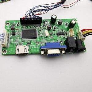 Image 4 - Плата аудиоконтроллера HDMI + VGA + для iPad 3 4 9,7 дюйма LQ097L1JY01 LTL097QL01 A01/W01 2048x1536 сигнал EDP 4 полосы 51 контактный ЖК дисплей