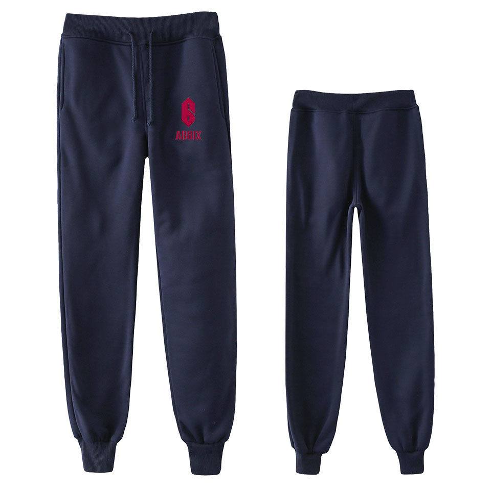 2019 Most New Style Ab6ix Popularity South Korea MEN'S Group Versitile Fashion Loose Casual Ankle Banded Pants