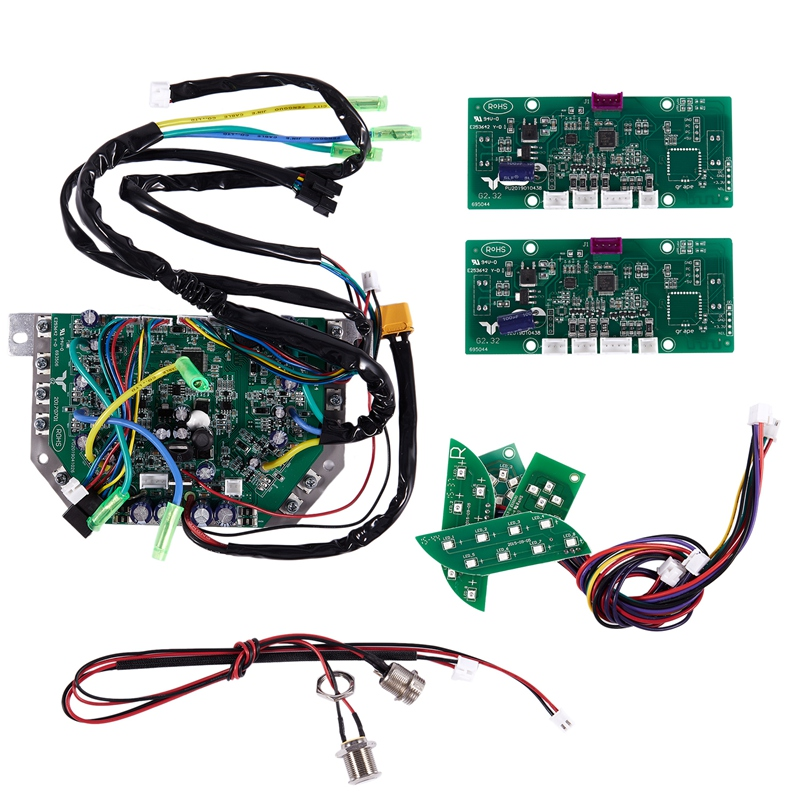Self Balancing Control Circuit Motherboard For Hoverboard Scooter Repair Parts