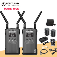 Hollyland Mars 400s 400ft HDMI SDI 1080P Wireless Transmission System for Camera Image Wireless HD Video Transmitter Receiver