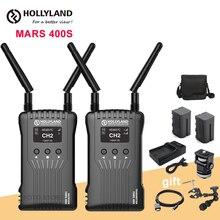 Hollyland Mars 400s 400ft HDMI SDI 1080P système de Transmission sans fil pour caméra Image sans fil HD vidéo émetteur récepteur