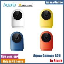 Aqara G2H Smart Kamera HUB 1080P HD Nachtsicht Mobile Für Apple HomeKit APP Überwachung G2 H Zigbee Home sicherheit Kamera