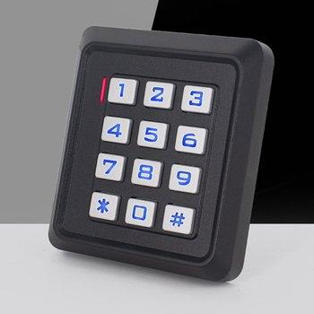 K30 nie wodoodporny hasło kontrola dostępu za pomocą karty kod kontrola dostępu za pomocą karty klawiatura Luminous kod karty tanie i dobre opinie NONE CN (pochodzenie)
