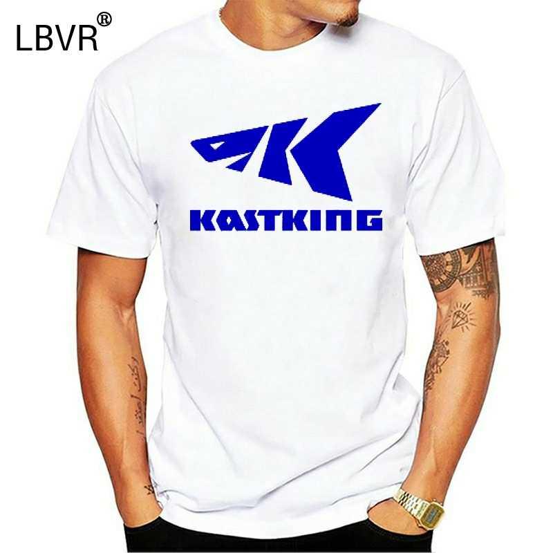 Kastking قضيب تليسكوبي شعار تي شيرت S 3Xl الصيد قضبان بكرات خطوط وأكثر من ذلك