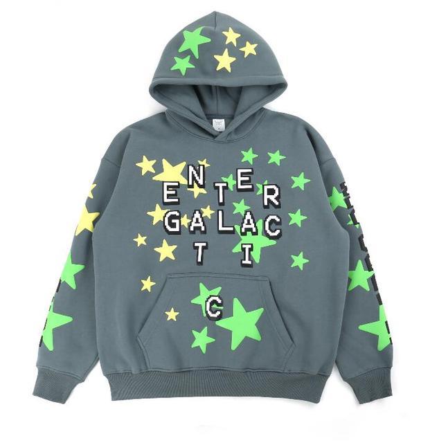 Kid Cudi Enter Galactic CPFM XYZ Hoodie 1