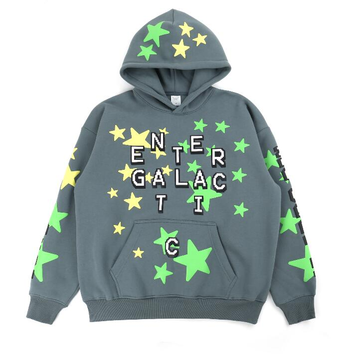 20ss TOP Cactus Plant Flea Market Kid Cudi Enter Galactic Pullover Men Women Best High Sweatshirts CPFM.XYZ Hoodie Hooded