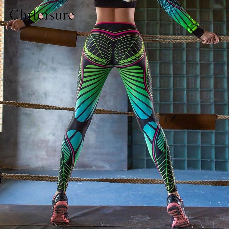 Fashion Fitness Legging Women High Waist Workout Legging Mujer Push Up Legging Feminina
