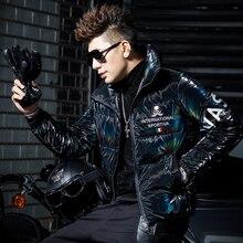 bright-faced Down Jacket Mens 2019 New Fancy Fashion Men's L