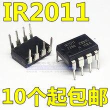 10 pces ir2011 dip-8 ir2011pbf novo e original