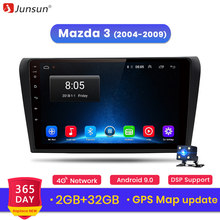 Junsun V1 2G + 32G Android 9.0 DSP Auto Radio Multimedia Video Player Voor Mazda 3 2004- 2009 Mazda3 Navigatie GPS 2 din DVD(China)