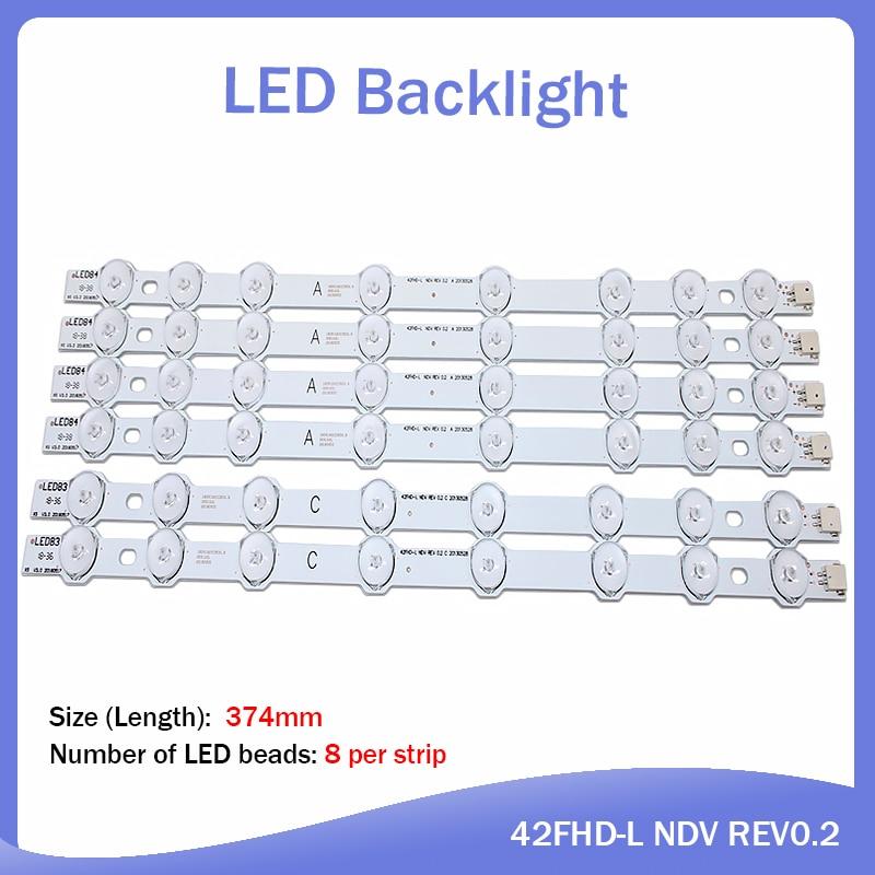LED Backlight Strip For Hitachi 42
