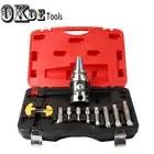 Hoge precisie SK40 NBH2084 CNC 0.01 run nout M16 micro tool met BT schacht NBH2084 systeem saai heads met 8 stuks boring bar - 1