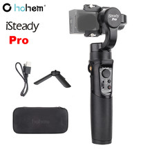 Hohem Isteady Pro 2 / Pro Splash Proof 3-Axis Handheld Gimble Voor Dji Osmo Action Gopro Hero 7/6/5/4/3 Sjcam Yi Action Camera(China)