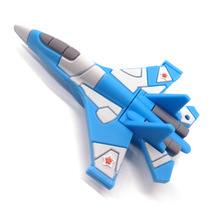 Toy Gadget Flash-Drive Plane Funny Photostick Pokemon Custom Usb3.0 Cartoon Creative Usb