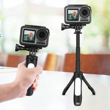Portable Mini Tripod for DJI OSMO Mobile 2 Handheld Gimbal Phone Stabilizer Holder Stand for Dji OSMO Action Camera Mount jj 1s selfie 2 axle brushless handheld gimbal phone stabilizer 330 degree holder mount for smartphone
