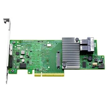 Avago LSI MegaRAID 9361-8i LSI00462 2GB cache SFF8643 RAID0.1.5.6 PCI-E3.0 x8 12Gb/s Controller Card