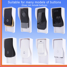 Water-Proofing Cover for the ring button chime door chime doorbell No smart wire