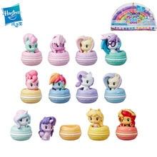 Hasbro My Little Pony Dream Macaron Pony Blind box  Anime Toys Cartoon Character Model Doll Child Child Princess Christmas Gift