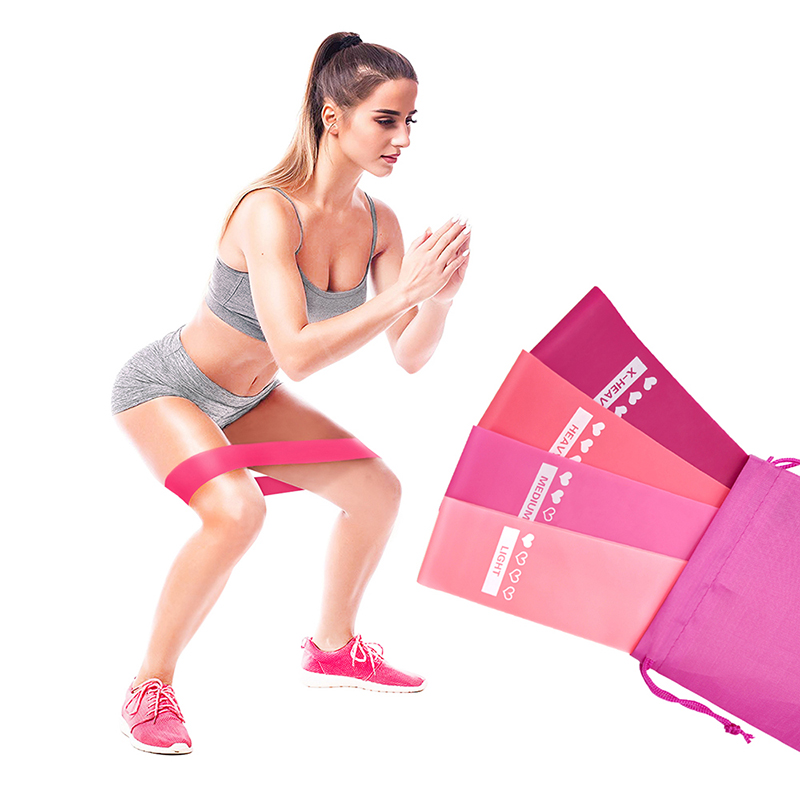 Resistance Bands Fitness Latex Belt Yoga Rubber Bands For Sports Gym Strength Training Power Elastico Exercicio Tapes For Fitnes