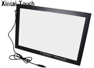 """Image 1 - Schnelles Verschiffen! 55 """"10 punkte multi Infrarot IR touch screen panel rahmen overlay kit, fahrer freies, stecker und spielen"""