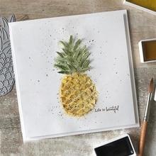 JC Metal Cutting Dies for Scrapbooking Fruit Pineapple Shape Craft Card Making Stencil Handmade Album Decor New 2019
