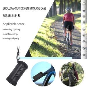 Image 5 - Портативный жесткий чехол для JBL Flip 5 Flip5, сумка для хранения динамиков с Bluetooth, Противоударная Пылезащитная дорожная сумка для хранения