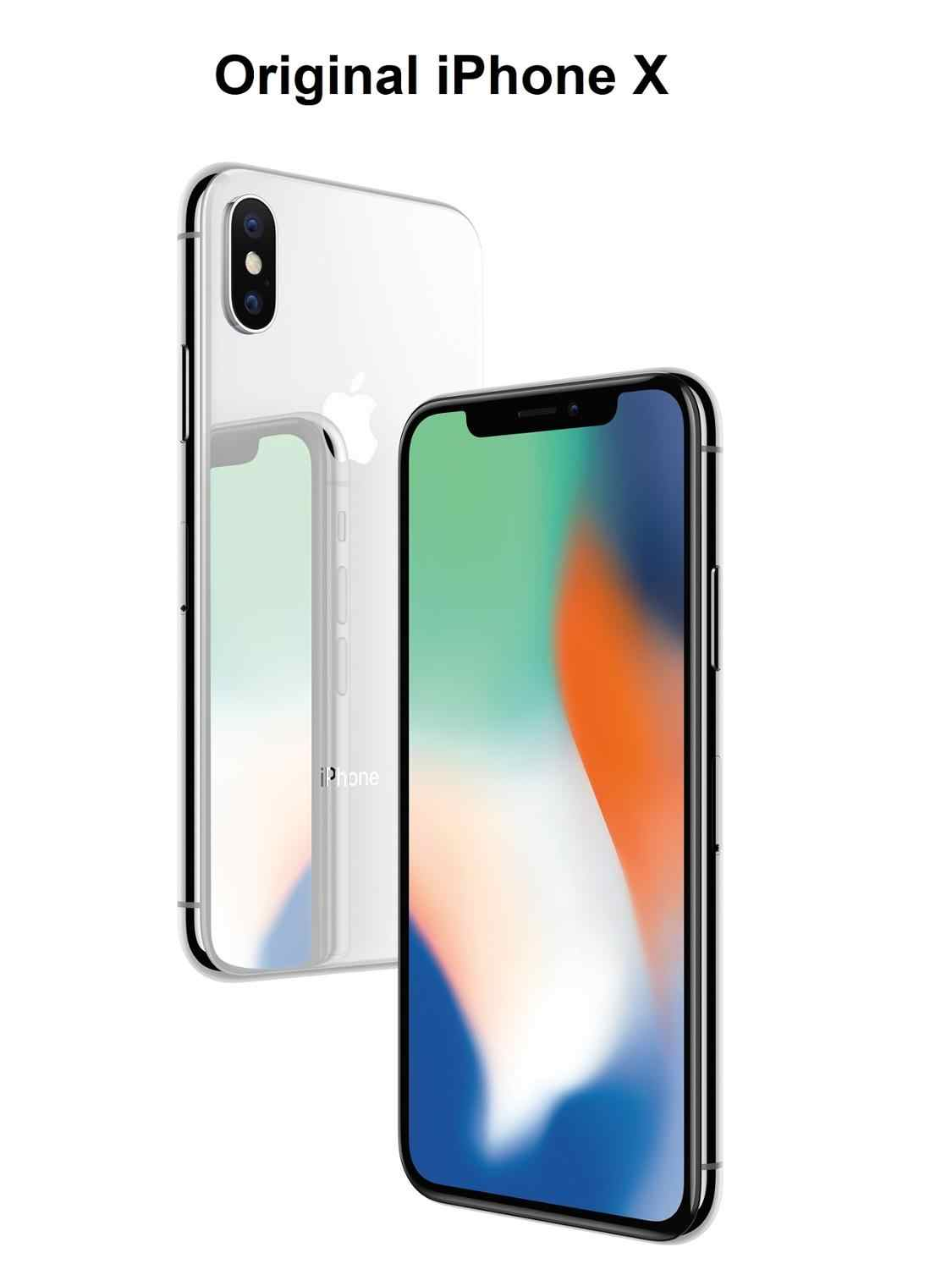 "Original Neue iPhone X 4G LTE FaceID Alle Bildschirm 5.8 ""OLED Super Retina Dispay IOS Smart Telefon IP68 wasserdichte Mi"