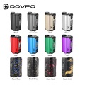 Новый DOVPO Topside Dual 200W Top Fill TC Squonk MOD с 10 мл Squonk Bottle No 18650 Battery Box Mod e cig VS drag 2/shogun
