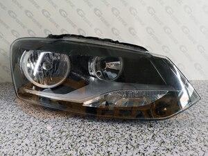 Image 4 - ل Volkswagen VW Polo CrossPolo Vento ممتازة جدا مشرق CCFL عيون الملاك هالو خواتم عدة اكسسوارات السيارات ضوء النهار