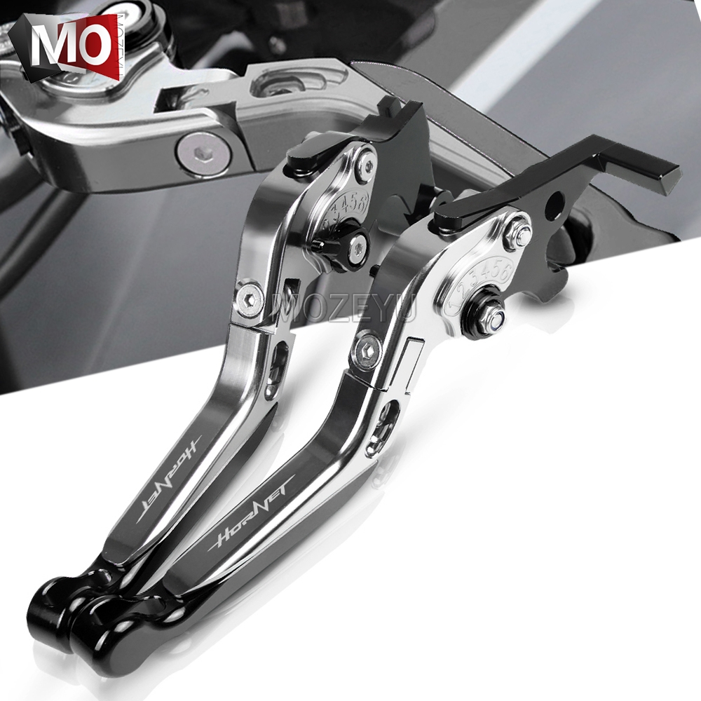 Motorcycle CNC Brake Clutch Levers For Honda CB600F <font><b>Hornet</b></font> CB 600F <font><b>600</b></font> F 2007-2013 <font><b>2008</b></font> 2009 2010 2011 2012 Brake Clutch Levers image