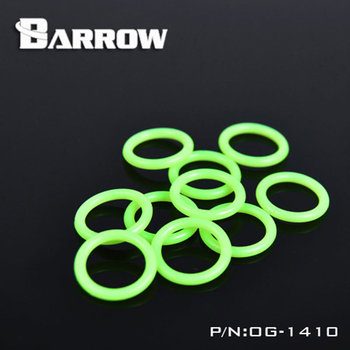 Barrow OBL / OG, Silicone O-ring, for G1 / 4 interface, for OD14 / 16mm joints, seal ring water-cooling practical accessories image