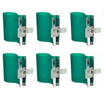 6 Pz/lotto 11Oz Tazze di Speciale Morsetto Tazza di Silicone per Le Lampade per 3D Macchina di Vuoto di Sublimazione di Scambio di Calore Della Muffa Della Muffa