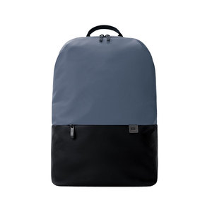 Image 3 - Original xiaomi backpack two color matching fashion youth bag men and women outdoor sports travel bag large capacity storage