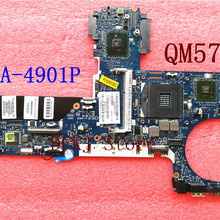 Carte mère pour ordinateur portable HP Elitebook 8440W 8440P QM57 594026 – 001 594026-501 KCL00 LA-4901P N10M-NS-S-B1