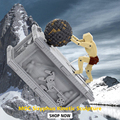LINGTU Legoinglys Technic Spielzeug Sisyphus Core Putter Kinetische Skulptur Creator Lepining Bausteine Kinder Weihnachten Geschenk