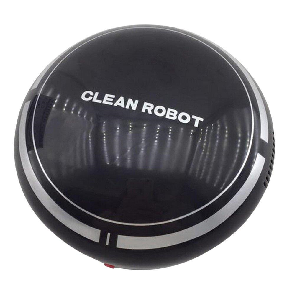 Cleaning Robot Smart Sweeping Vacuum Cleaner Robot 1200mAh Built-in Battery Robot Vacuum Cleaner Automatic Rechargeable
