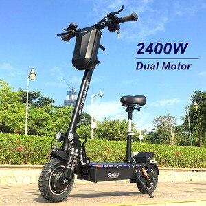 SpeedBike SK2 2400W Dual Motor
