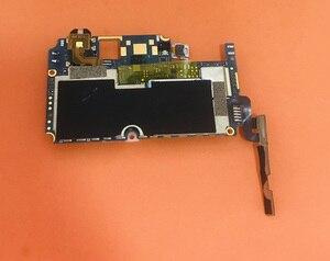 Image 2 - Carte mère dorigine 3G RAM + 32G ROM carte mère pour HOMTOM HT50 MTK6737 Quad Core HD livraison gratuite