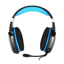 G1200 3.5mm Connector Wired Gaming Headphone Headband With Microphone Mic Stereo Bass Laptop PC Computer Headset somic g941 headphones for computer gaming headset with microphone wired usb bass headphone for pc