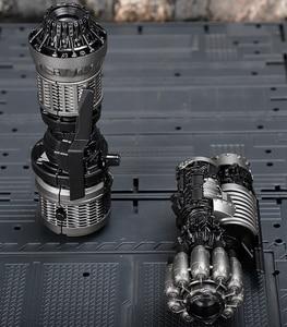 Image 5 - BMB Transformation Robot Black Mamba LS 09 LS09 Ironhide Weapon Expert KO MPM06 MPM 06 Alloy Truck Mode Action Figure Model Toys