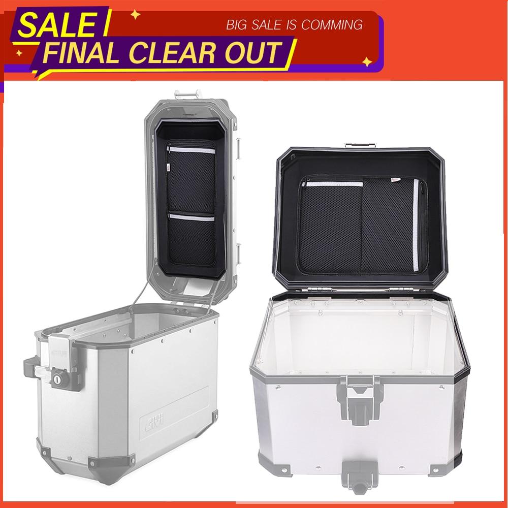 R 1200 gs acessórios para bmw r1200gs lc aventura r1250gs caixa de bagagem para bmw f850gs f800gs f700gs superior caso lateral capa saco