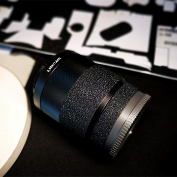 Lens Skin Protector Sticker Wrap Film Kit For Sony Prime Lens 55/F1. 50/F1.4 24/F1.4GM 35/F1.8 35/F1.4 35/F2.8 Scratch Resistant фото